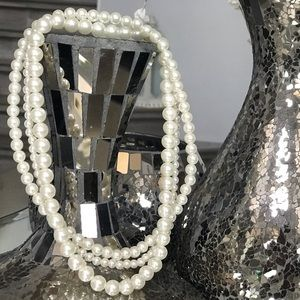 Pear Necklace Set